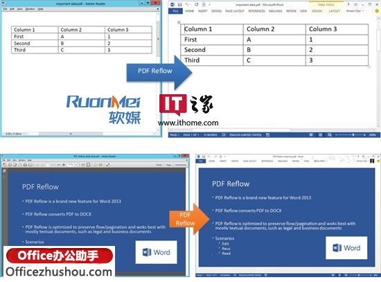pdf to word office 2013